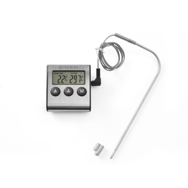 Braad thermometer/timer